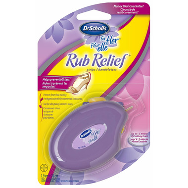 Dr. Scholl\'s For Her Rub Relief Strips