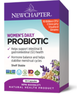New Chapter Women's Daily Probiotic