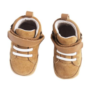 Aston Baby Lonsdale Shoe Tan