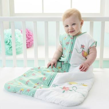 Grobag Baby Sleep Bag 2.5 Tog Floral Flutter