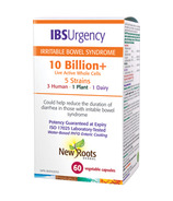 New Roots Herbal IBS Urgency 10 Billion