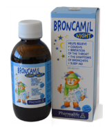Homeocan Broncamil Night Syrup