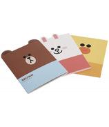 Line Friends Notebook Set