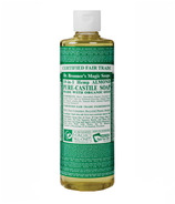 Dr. Bronner's Organic Pure Castile Liquid Soap Almond 16 Oz