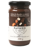 Favuzzi Chocolate And Hazelnut Cream