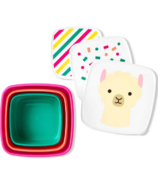 Skip Hop Zoo Snack Box Set Llama