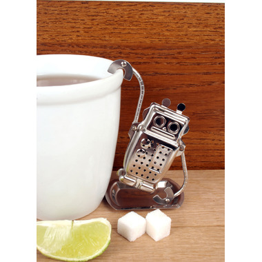 Kikkerland Robot Tea Infuser