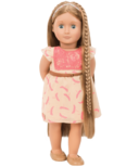 Our Generation Portia Hair Grow Doll Set