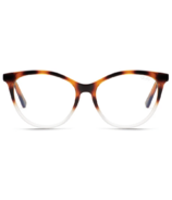 Quay Australia Bluelight Blocking Glasses All Nighter Tortoise