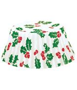 Christmas Holly Petit-Four Bake Cups