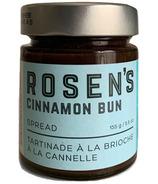 Rosen's Cinnamon Bun Spread