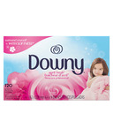Downy Fabric Softener Dryer Sheets April Fresh