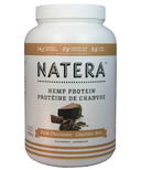 Natera Hemp Protein Powder Chocolate