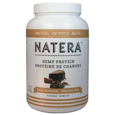 Natera Hemp Protein Powder Chocolate