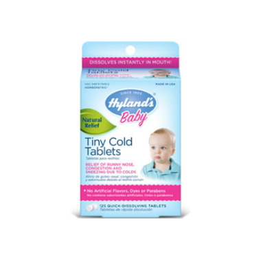 Hyland\'s Baby Tiny Cold Tablets