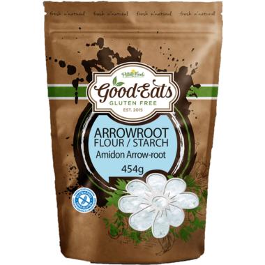 Pilling Foods Good Eats Gluten Free Arrowroot Starch Flour