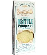 Sweetsmith Candy Co. Groggnog Brittle