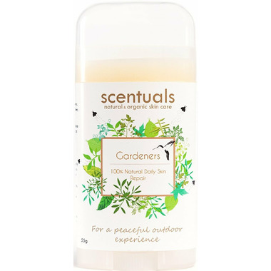 Scentuals Natural Gardeners Daily Skin Repair Body Butter