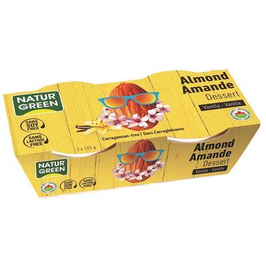 NaturGreen Almond Vanilla Dessert