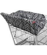 Skip Hop Take Cover Shopping Cart & High Chair Cover Zig Zag Zebra
