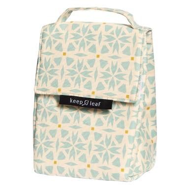 Keep Leaf Lunch Bag Geo