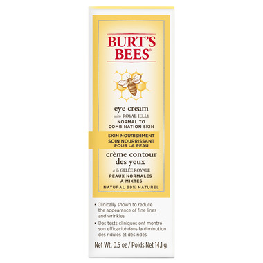 Burt\'s Bees Skin Nourishment Eye Cream