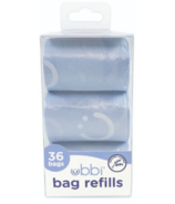 Ubbi On-The-Go Bag Refills
