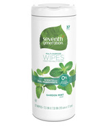 Seventh Generation Multi-Purpose Wipes Garden Mint