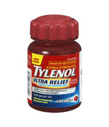 Tylenol Ultra Relief Tough on Headaches eZ Tabs