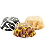 Animal Prints I Standard Bake Cups Set