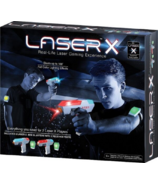 Laser X Micro Double Gaming Set