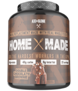 Axe & Sledge Home Made Double Chocolate Brownie Meal Replacement