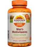 Sundown Naturals Men's Vegetarian Multivitamins
