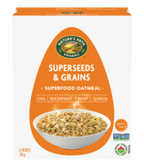 Nature's Path Qi'a Gluten Free Oatmeal Superseeds & Grains