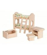 Plan Toys Chambre à coucher classique pour enfants