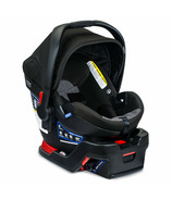 Britax B-Safe Gen2 FlexFit Infant Car Seat Stainless Stay Clean