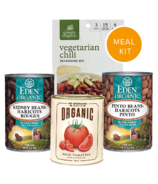 Organic Veggie Chili Recipe Bundle
