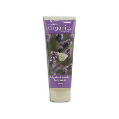 Desert Essence Organics Bulgarian Lavender Body Wash