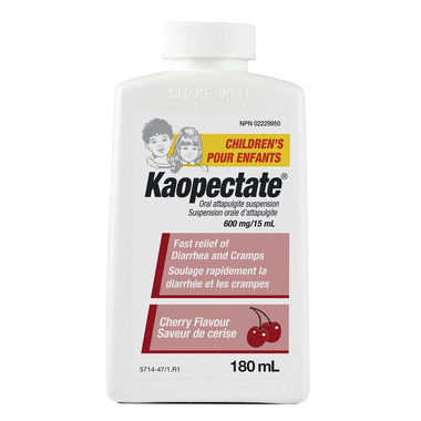 Kaopectate Children Cherry Flavor