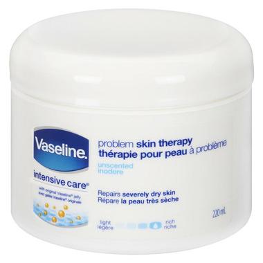 Vaseline Creamy Petroleum Jelly Problem Skin Therapy