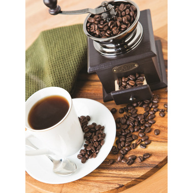 Fox Run Classic Coffee Grinder Dark Wood