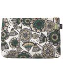 Danica Studio Small Linen Cosmetic Bag Shadowvale