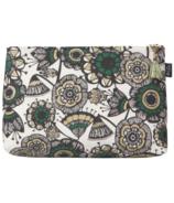 Danica Studio Petit sac à cosmétiques en lin Shadowvale