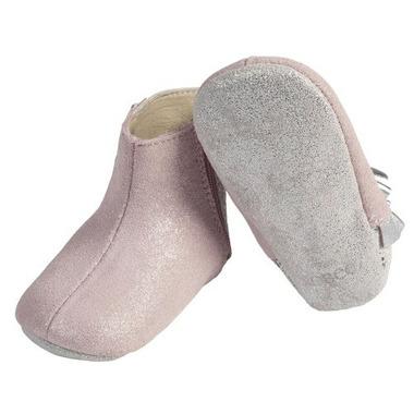 Robeez First Kicks Madison Pink Shimmer