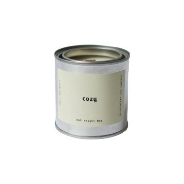 Mala The Brand Soy Candle Cozy