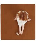 Gathre Mini Leather Highchair Tummy Time Playmat Ginger
