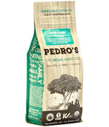 Pedro's Organic Coffee Safari Blend Medium Roast Whole Bean Coffee