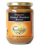 Nuts To You Organic Almond Hazelnut Butter