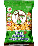 Bad Monkey Popcorn Maple Syrup Popcorn
