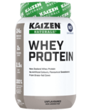 Kaizen Naturals Concentrate Whey Protein Unflavoured